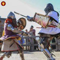 Чемпіонат світу з середньовічного бою IMCF 2019 (в рамках Фестивалю середньовічного бою)